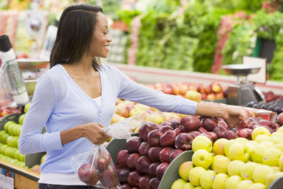 woman-produce-shutterstock_11082406